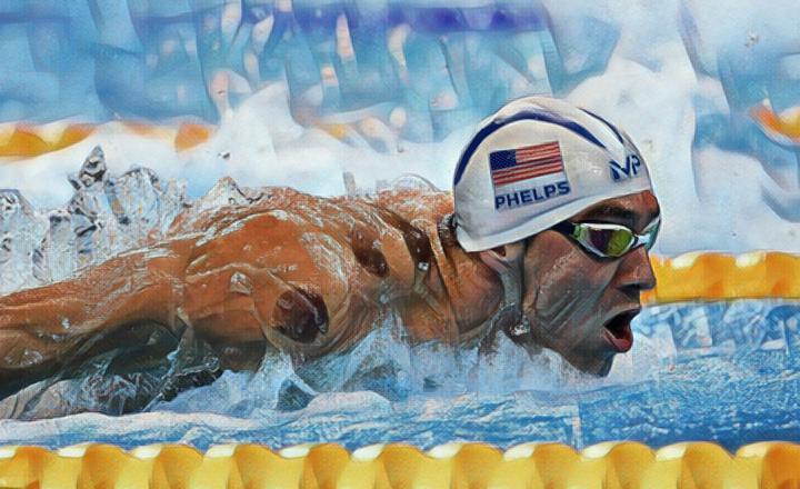 Michael Phelps tiene un perfíl sociópata