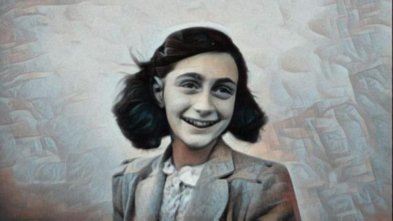Ana Frank y sus frases
