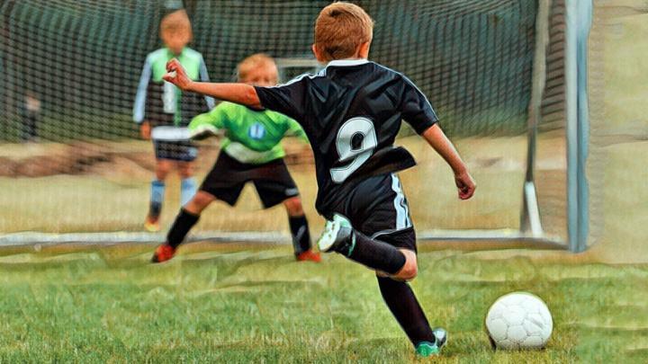 Cuando un niño abandona el deporte