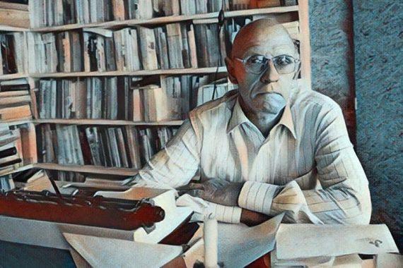 Biografía de Michel Foucault