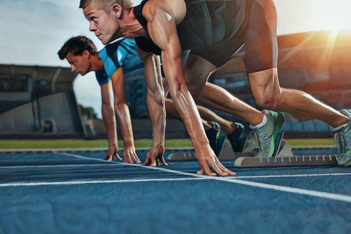 La resistencia mental en el deporte y el control