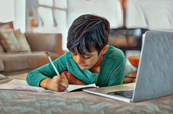 La escuela virtual frente a la pandemia por el coronavirus