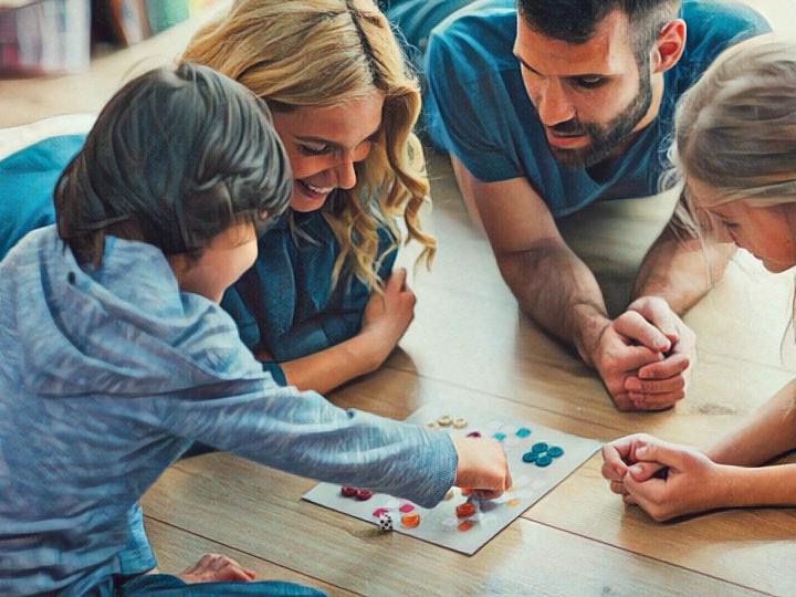 La importancia de los juegos para los niños