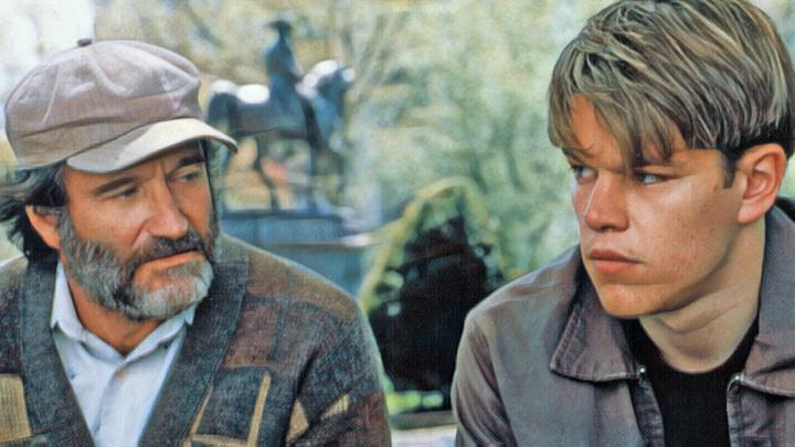 Película el indomable Will Hunting
