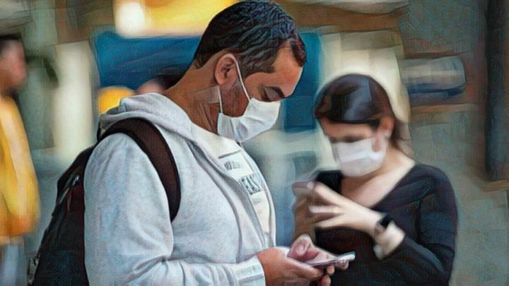Miedo tras el coronavirus y el riesgo de contagio