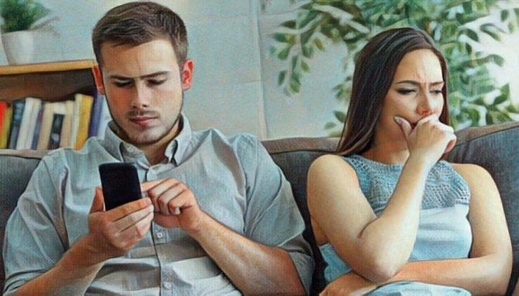 Cómo puede afectar el phubbing a una relación de pareja