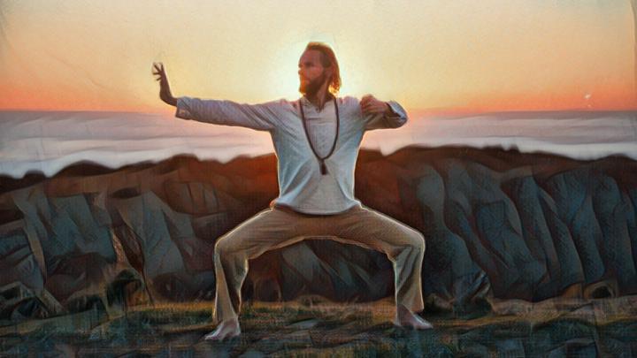 Qi gong para promover el bienestar mental y emocional