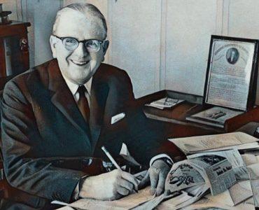 Biografía de Norman Vincent Peale
