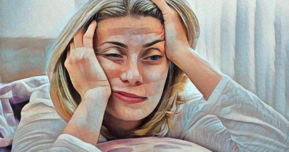El síndrome del agotamiento femenino