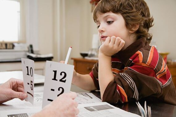 Cómo desarrollar la atención en los niños