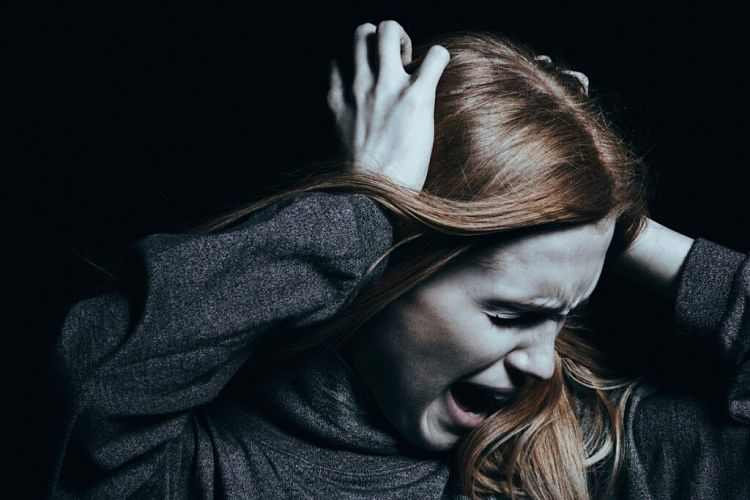 Efectos de reprimir la ira