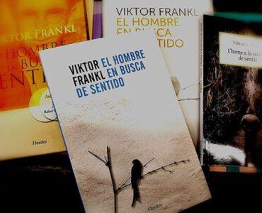 Libro El hombre en busca de sentido de Viktor Frankl