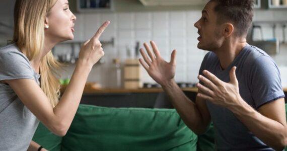 Relaciones de parejas tóxicas