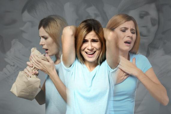 Aprende cómo detener un ataque de pánico